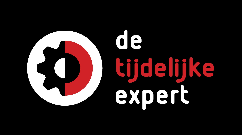 logo de tijdelijke expert